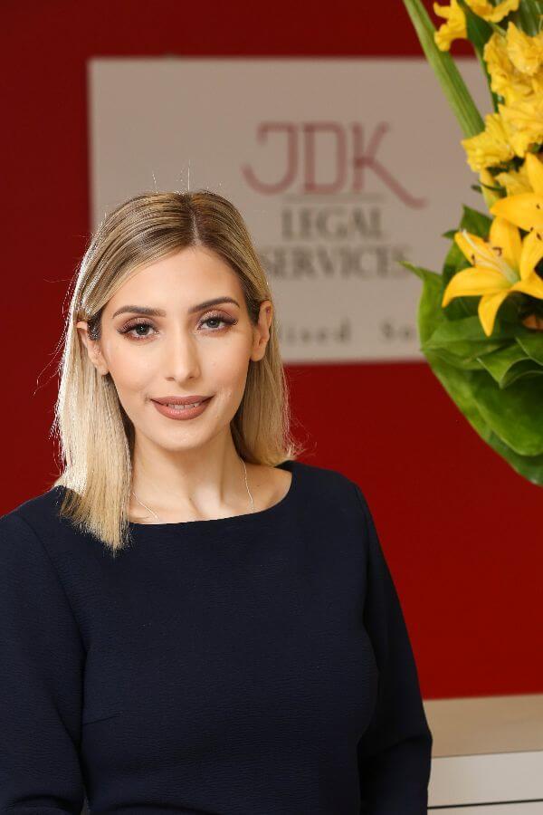Julia Pedulla B.A., J.D.